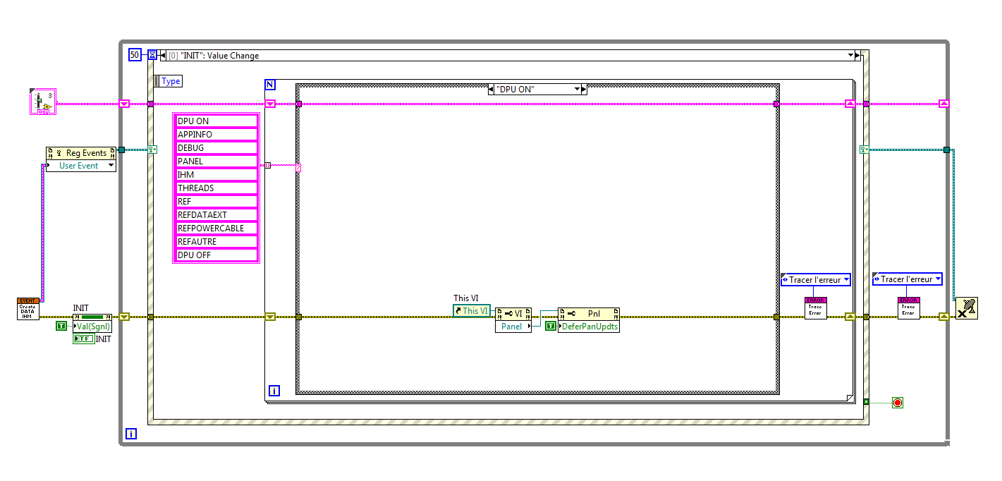 Remove the stacked sequence structure from LabVIEW. - Page 8 ...