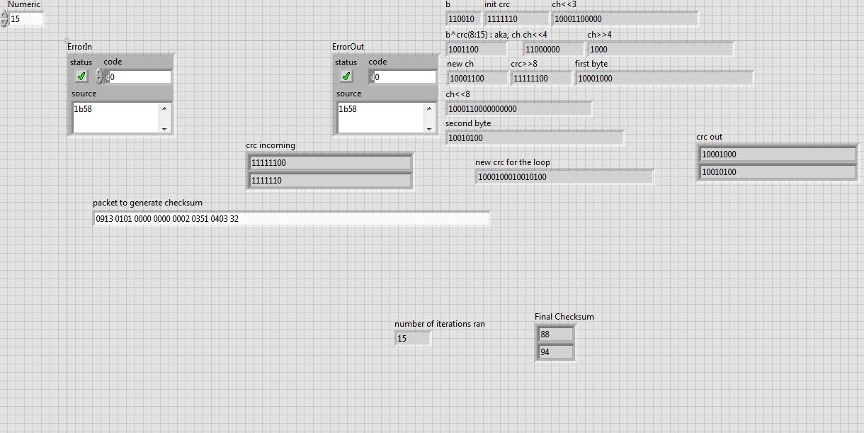 Interfacing Ardupilotmega with Labview with Mavlink Protocol - NI
