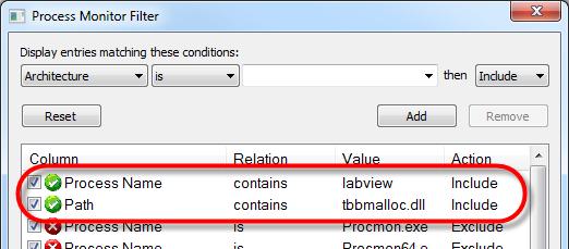 IMAQ VIs say tbbmalloc.dll is missing, but it\u0027s on my computer - NI