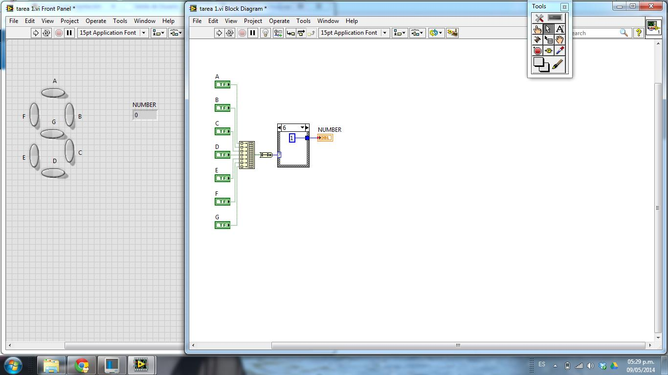 7 Segment Display Page 2 Discussion Forums National Instruments Segments Of Seven