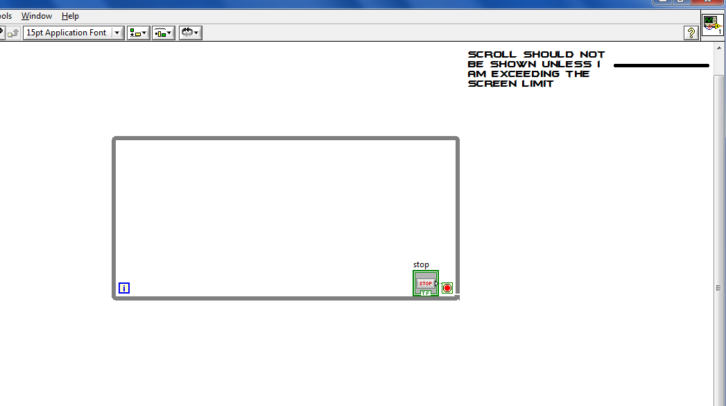 make block diagram scroll realistic ni community national
