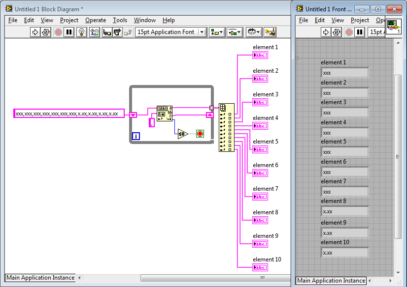 Arduino interfacing with labview discussion forums