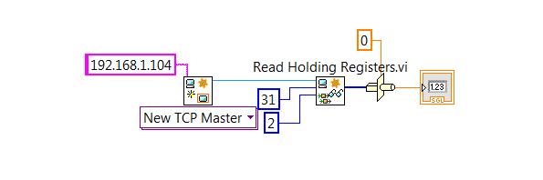Read MODBUS registers - eehelp com