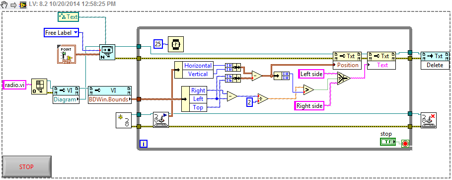 Tooltip On Block Diagram Discussion Forums National Instruments