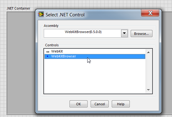 Solved: How do I embedded the Chromium Embedded browser in LabVIEW