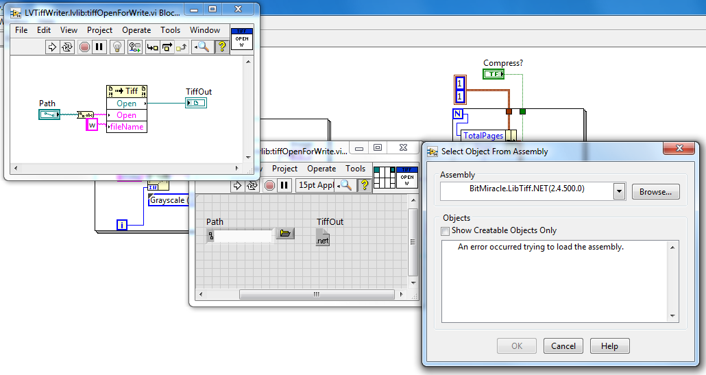 Labview libtiff implementation - Page 7 - NI Community - National