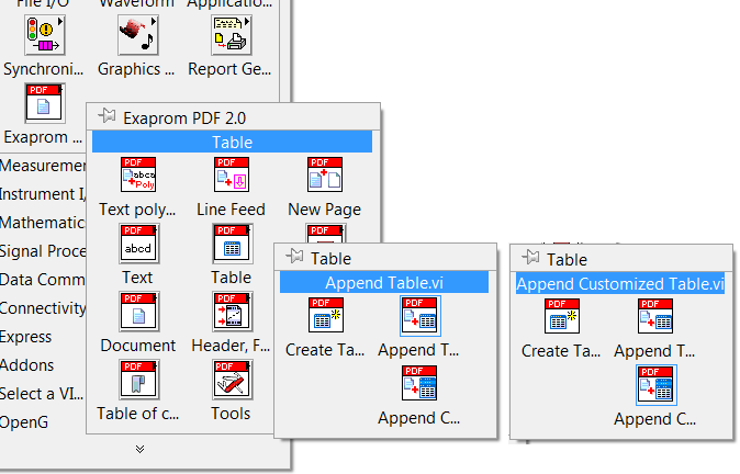 Concatenate PDF files with Exaprom iTextSharp - NI Community