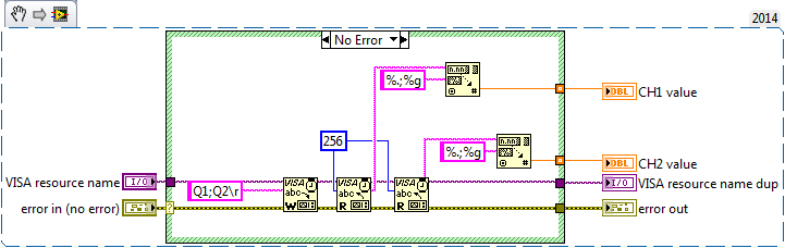 Problems With Labview 7 1 And Lock In Amplifier Stanford