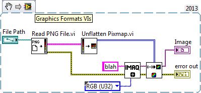 IMAQ write JPEG file error - eehelp com