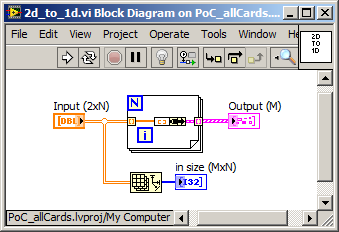 Solved split 2d array to 1d arrays by row discussion forums bdg ccuart Gallery