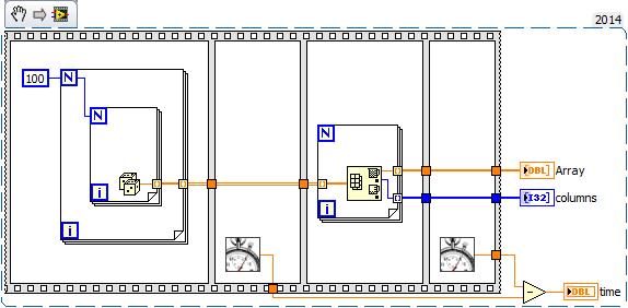 Solved: max & min of 2D array columns - NI Community