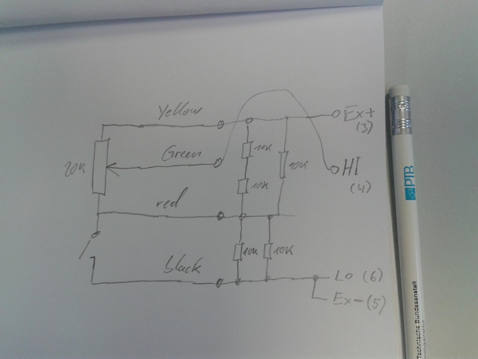 Wiring Anemometer To Ni 9219 Or Similar