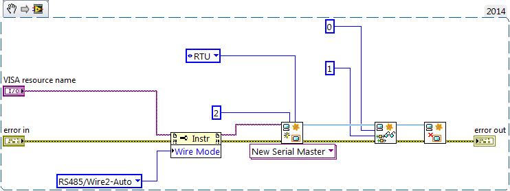 Connection Modbus - eehelp com