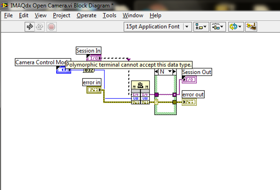 Labview Driver Development