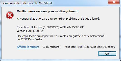 1172 error and crash - eehelp com