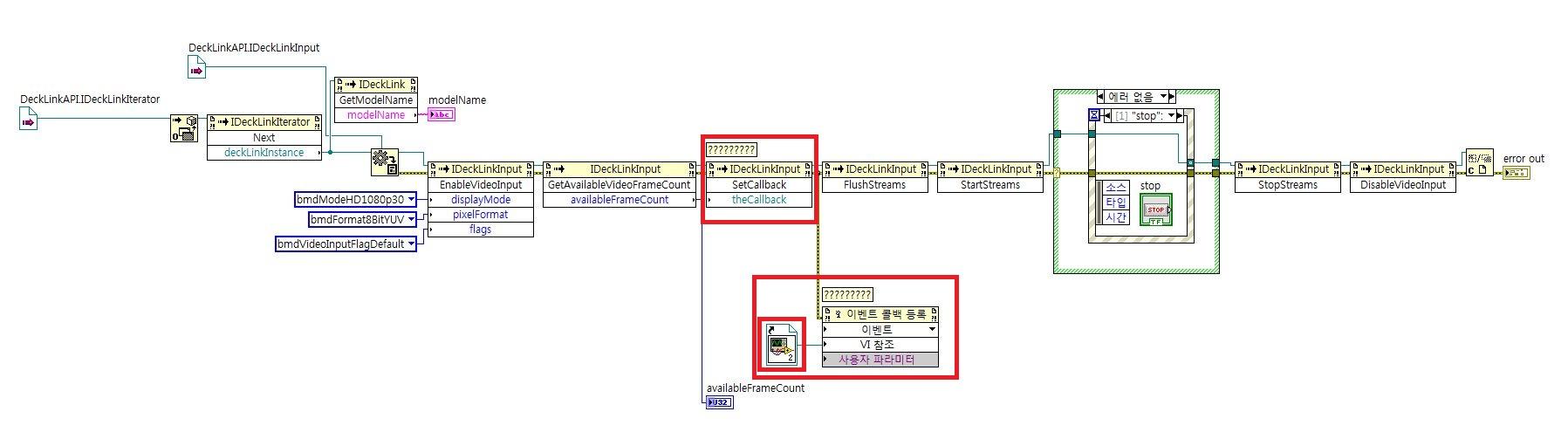 Solved: SetCallbac k ActiveX Control  - NI Community