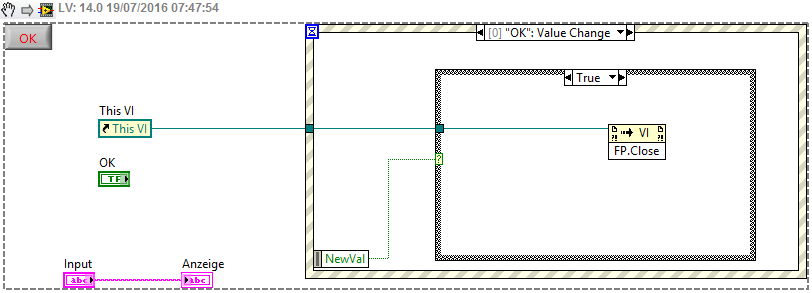 LabVIEW hangs with in the intensity chart - eehelp com