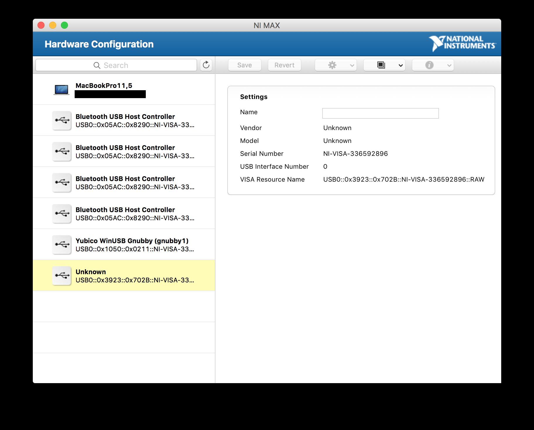 NI-VISA not working on Mac OS X - NI Community - National