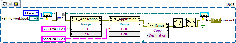 Solved labview 2015 excel select data within the range to the work excel copy rangeg ibookread Download