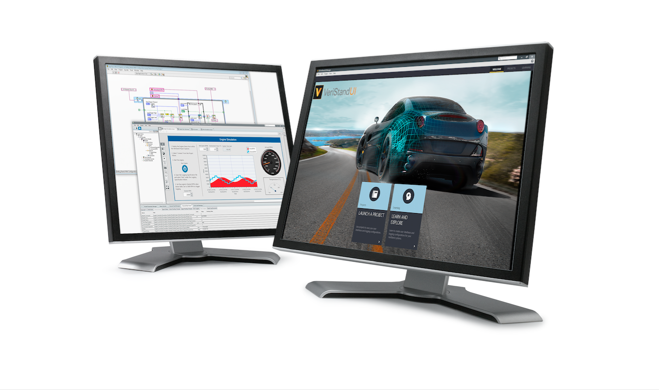VeriStand adds HIL test features for autonomous vehicles