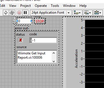 Using a wiimote with LabVIEW - Page 10 - NI Community - National