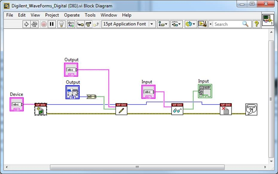 Getting Started With Labview And Analog Discovery 2 Ni Edition Ni