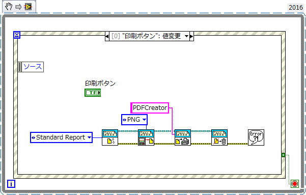pdf 仮想プリンタ フォルダ 自動保存