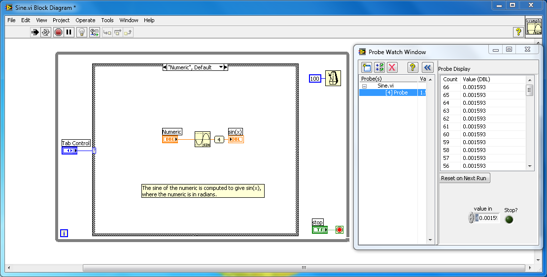 History Probes - Discussion Forums - National Instruments