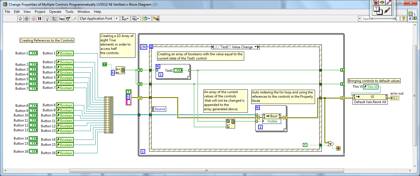 Change properties of multiple controls programmatically Technology Stack Diagram 4 Block Graphic Organizer T1 Line Diagram