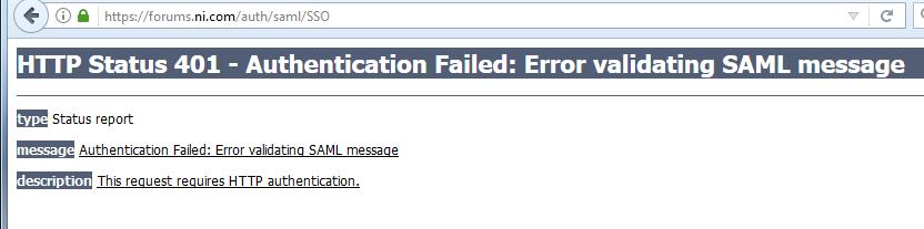 error validating current user and server