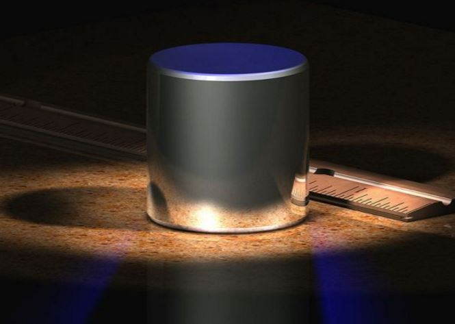The Perfect Kilogram?