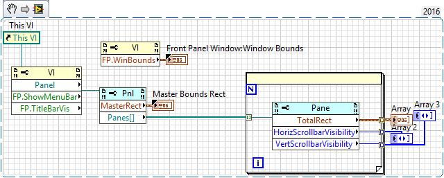 how to open block diagram in labview