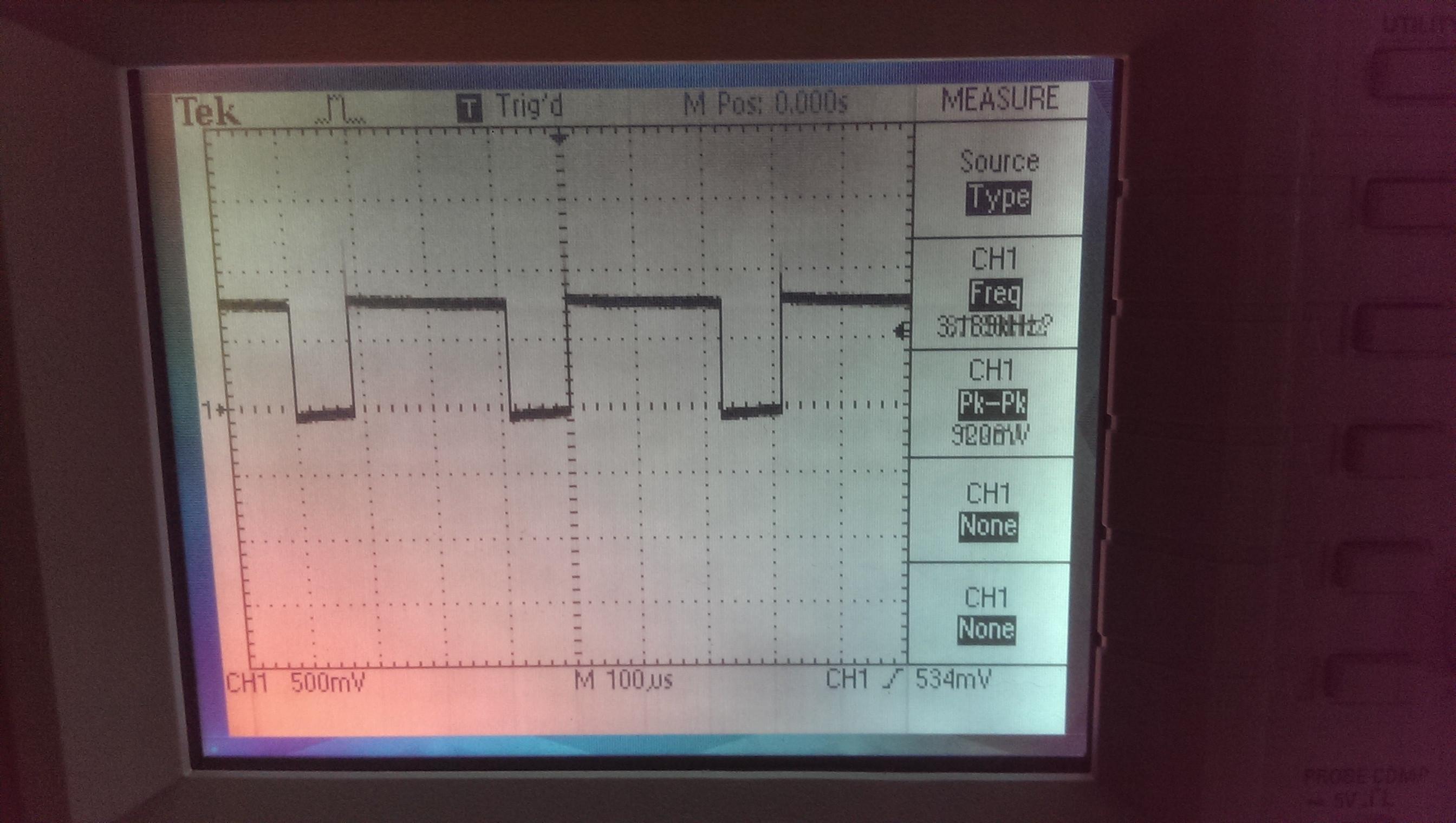 The Output Voltage Problem Of Ne555 Discussion Forums National 555 Astable Circuit Diagram Qa4qd