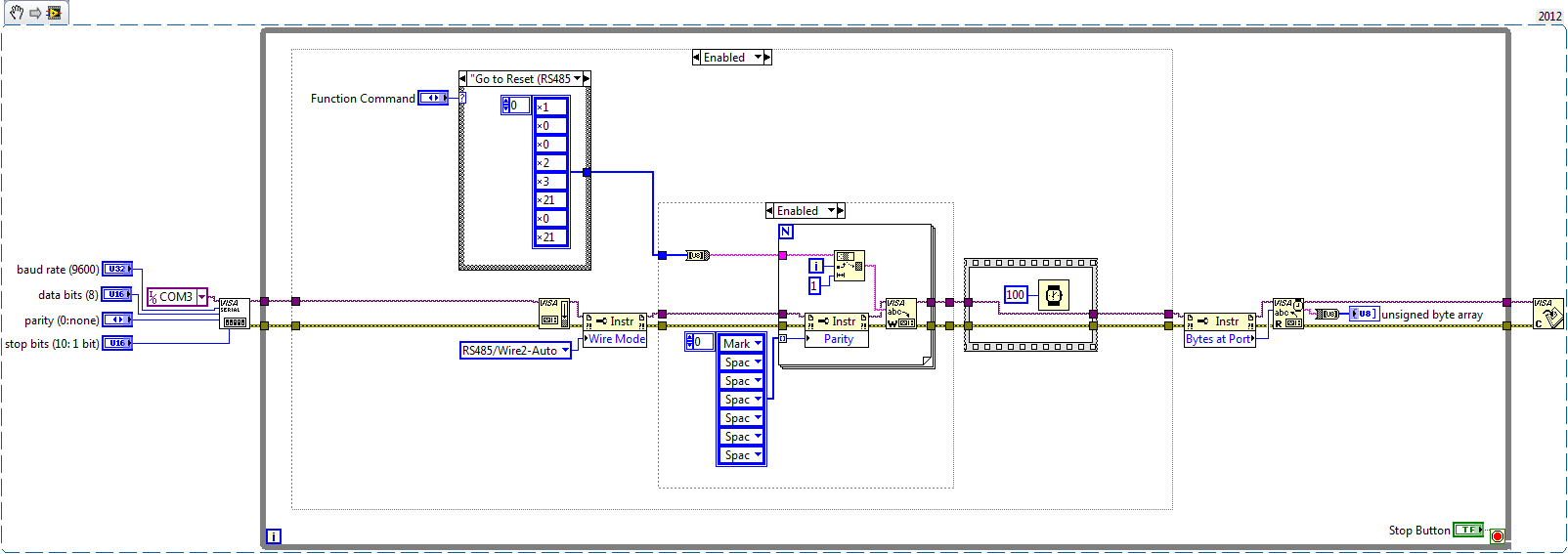 Solved Rs485 Timing Control Discussion Forums National Instruments Rs 485 Diagram 2wire 123