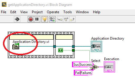 application-directory