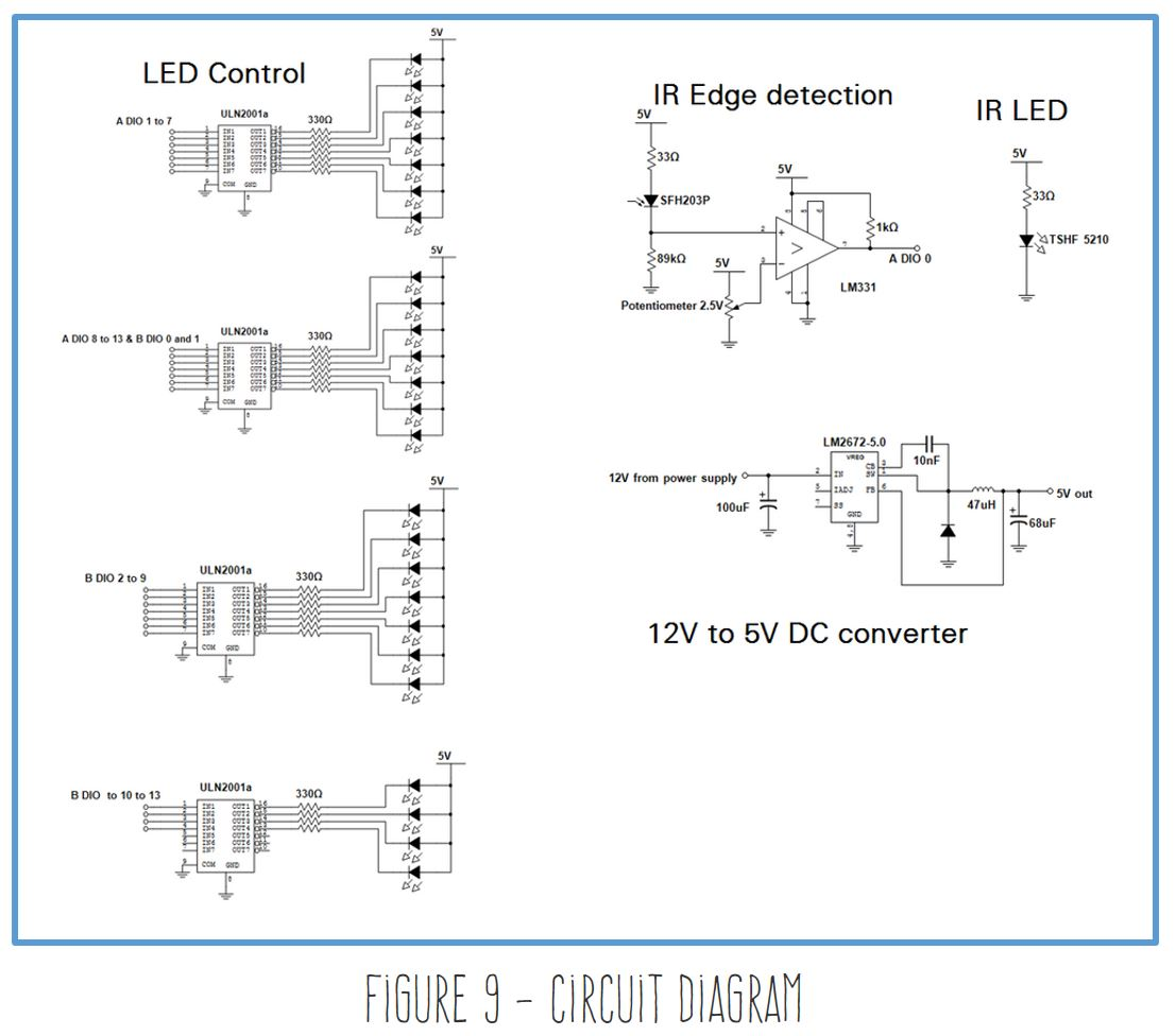 Myglobe Making 3d Images In Thin Air Discussion Forums National Circuit Diagram Of 5v Power Supply Circuits