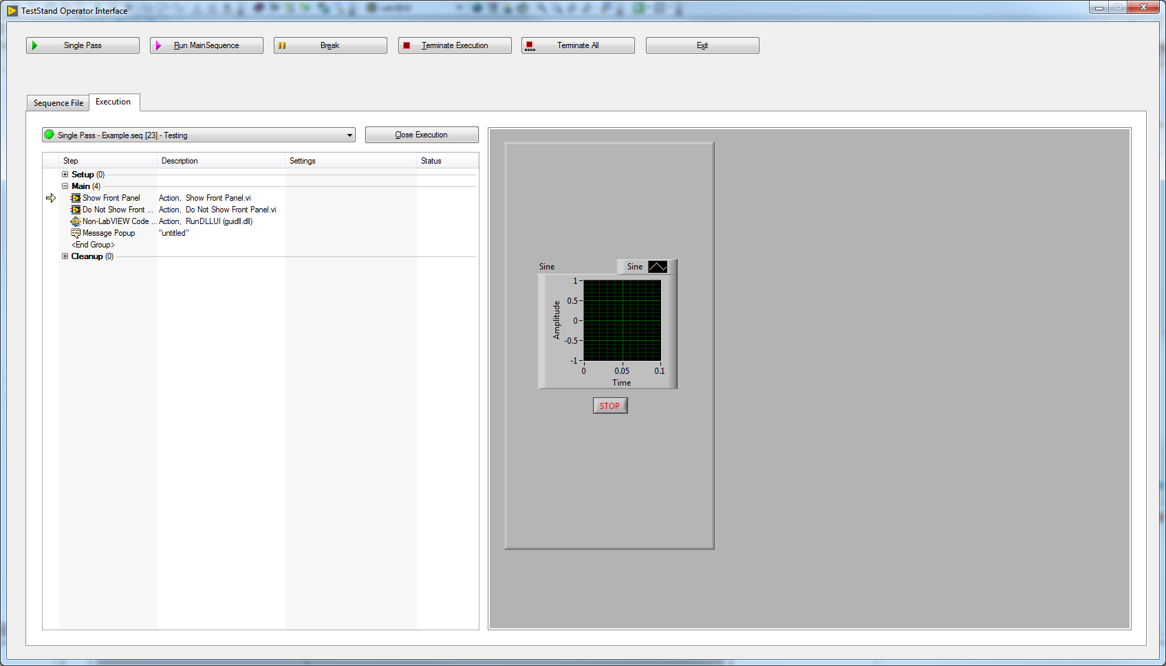Extra Window for LabVIEW User Interface\'s Subpanel - Discussion ...