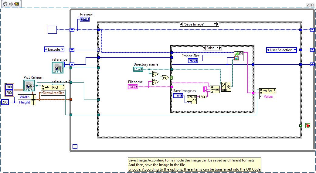 Offline QR Code Generator v1 1 - NI Community - National