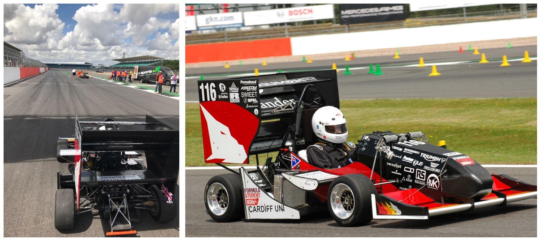 How NI Helped Cardiff Racing Make Formula Student History ...