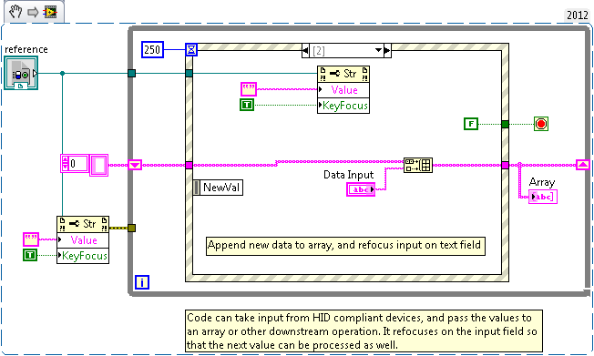 Retrieve HID Device Values for Use in LabVIEW - NI Community