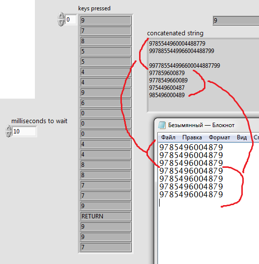 get data from bar code scanner - NI Community - National Instruments