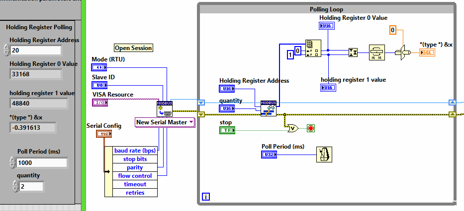 Solved: Modbus Holding register address format - NI