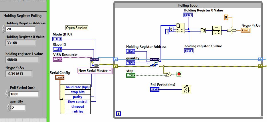 Solved: Modbus Holding register address format - NI Community