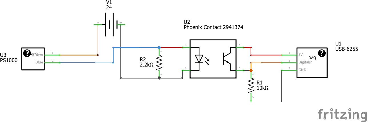 Solved: Connecting a 4-20mA loop powered sensor to USB-6255 - NI