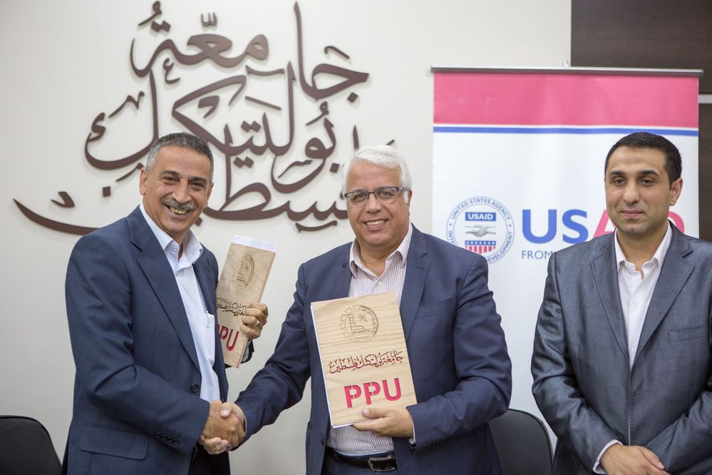 President of PPU and Chief of Party of the USAID Compete Project
