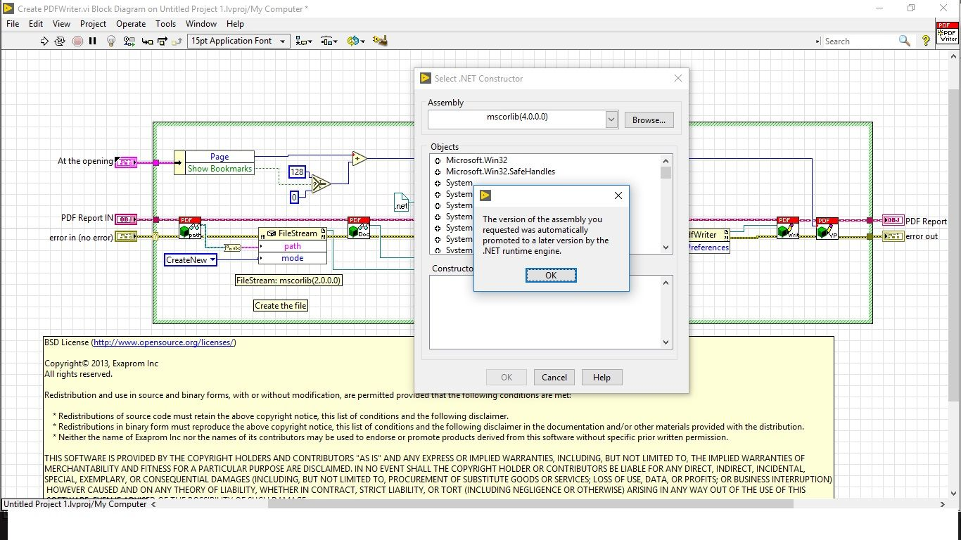 PDF Report with ItextSharp - NI Community - National Instruments