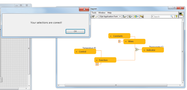 [SODI_2457]   Solved: LabVIEW getting started module # 4 block diagram components  question - NI Community - National Instruments | T5 4 Block Diagram |  | NI Community - National Instruments