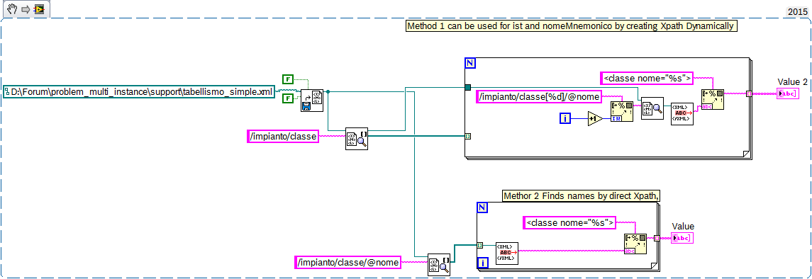 how to open pdf xml files