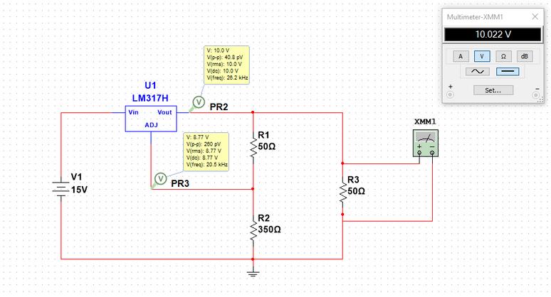 Ic Voltage Regulator - Ni Community