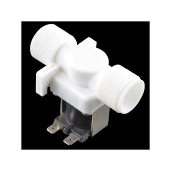 1 - solenoid valve